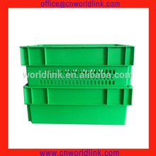 50kgs Agricultural Stackable Plastic Vegetable Bins/Crates