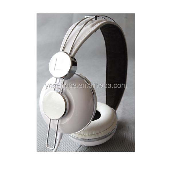 2014 OEM headset design/custom printing head phones