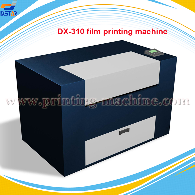 DSTAR semi automatic laser setter for printing film