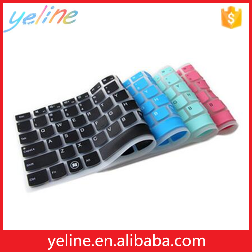 Eco-friendly good selling silicon keyboard protector