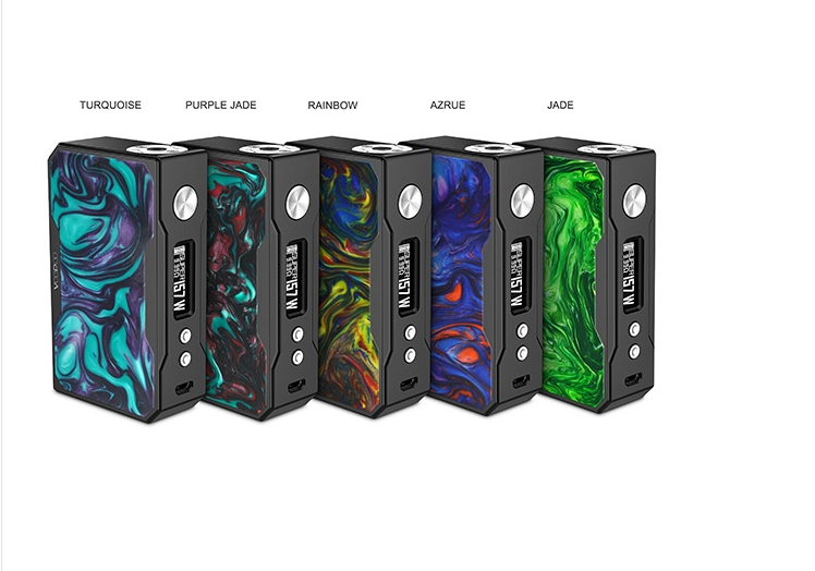 2017 Alibaba New Coming Limitless Box Mod 200W Limitless Arms Race V2