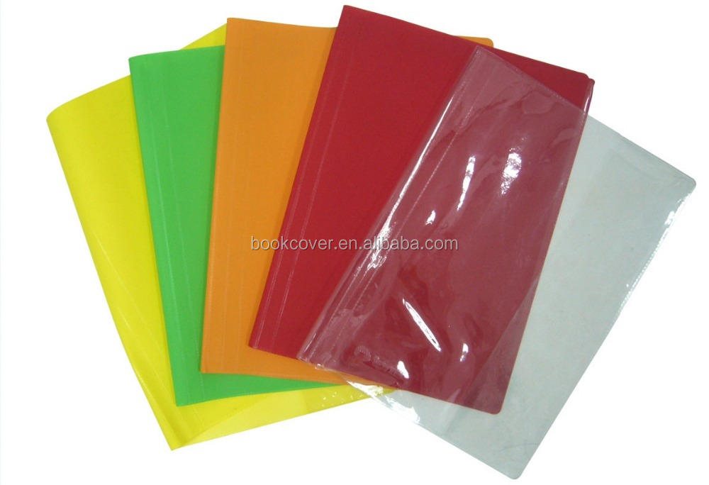 Good Quality PVC Bookcover