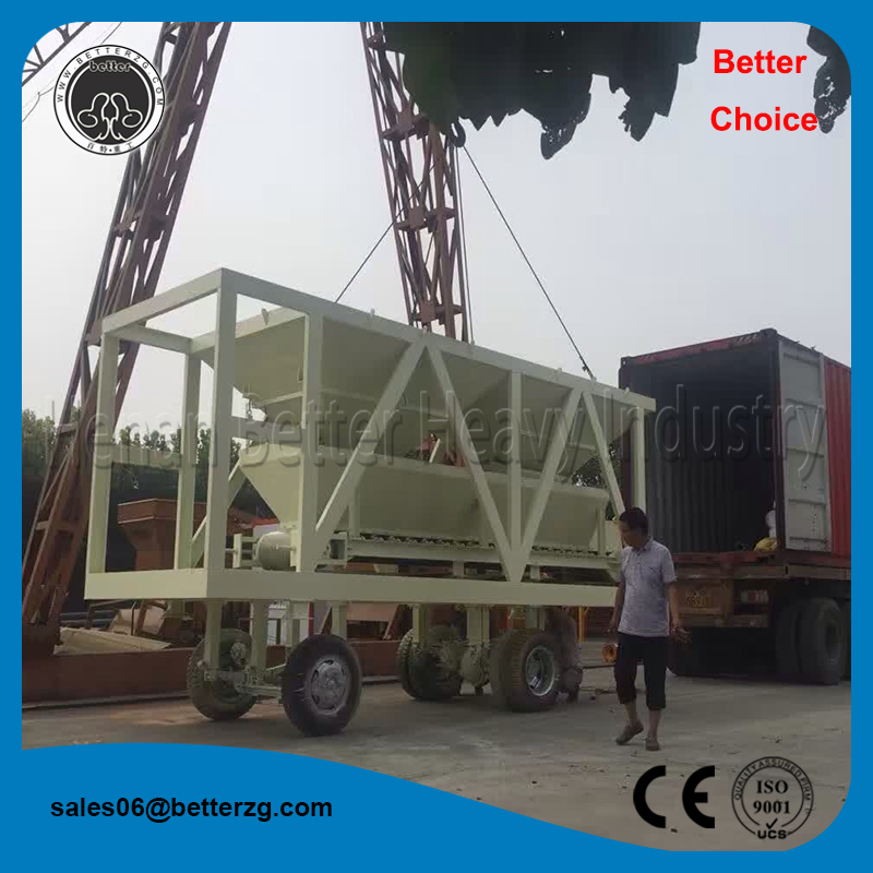 Italian Mobile Concrete Batching Plant Suppliers