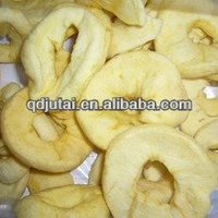 dried apple rings Fuji apples