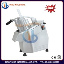 SUS 304 stainless steel output 50-100kg/h vegetable&fruit cube/stick/salad cutting/ processing machine