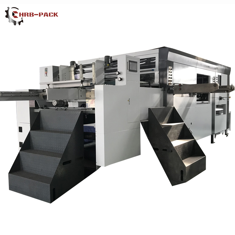 Box Die Cutter Machine Prices /Rotary Die Cutting Machine/Corrugated Machine
