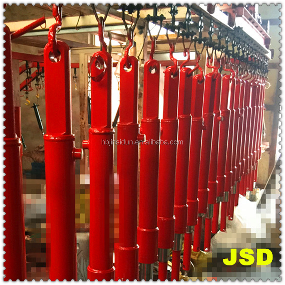 JSD Wheel loader hydraulic liftting cylinder with high quality seals