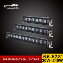 90W 20 inch CREE lighting 5d Spot flood comb beam LED light bar for SUV 4x4 truck off-road vehicle