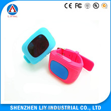 Wholesale mini smart watch gps child gps watch for kids wih real time locator