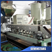SHJ series twin screw compounding extruder machine