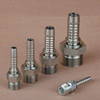 Metric Male 24 degree Cone Seat Heavy Type Hydraulic Fitting