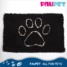 Top selling fashion durable soft chenille for pets absorbent dog mats