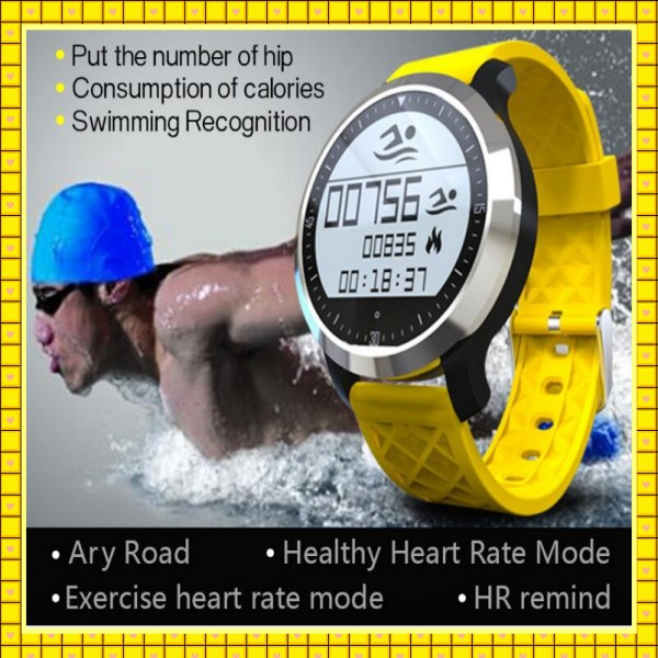 high quality ip68 waterproof smart watch