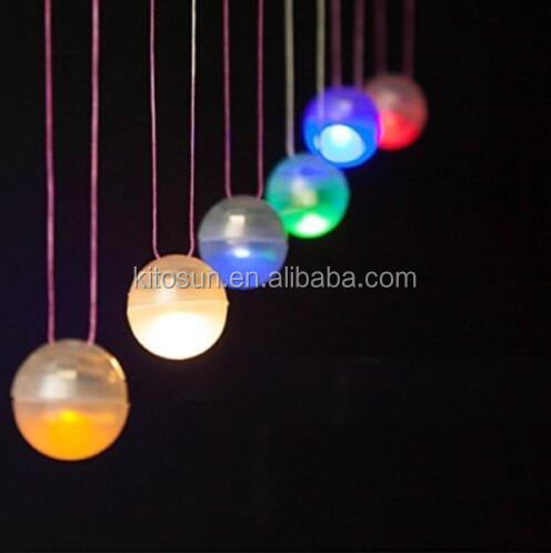 Fade star light Flowers Hanging Decoration Lights Birthday Party Decorations Fairy Pearls Light