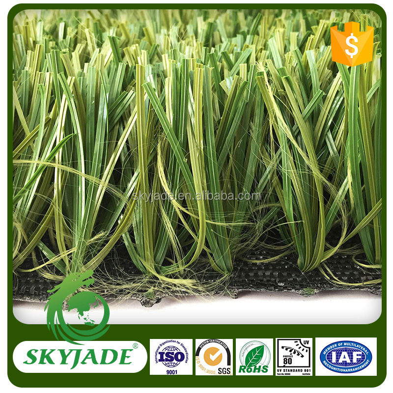 Hight Quality Strongest Yarn Anti-aging Artificial Grass For Football
