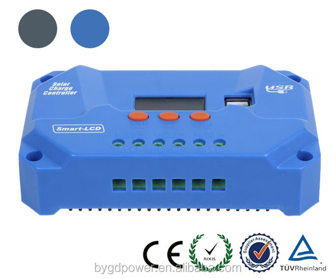 Best 12/24v 20A charge controller for solar controller