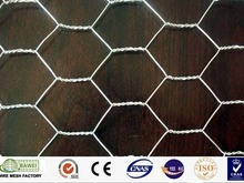 PVC coated and galvanized hexagonal wire mesh chicken wire netting