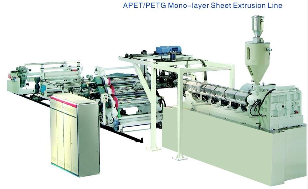 PC foamed plate production machine/wood plastic door/board extrusion line