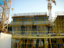 GRI formwork for building construction
