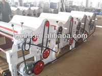 Cotton waste cleaning machine for reusing,filling pillows