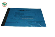 Widely Use Printed Hard Plastic plastic mail envelopes