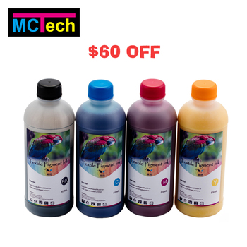 Accept Paypal Perfect DTG Textile Ink For Epson 5113 double printhead