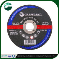 Abrasive grinding wheel manufacture in China hot selling new design