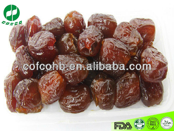 chinese dates,syrup date,frutas snack