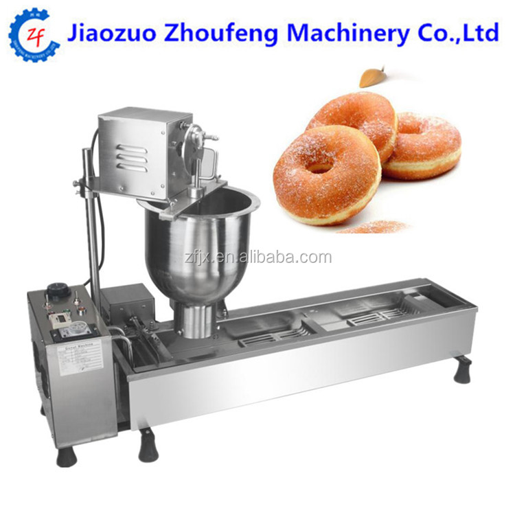 Donut machine manufacturers commercial small doughnut production making forming equipment
