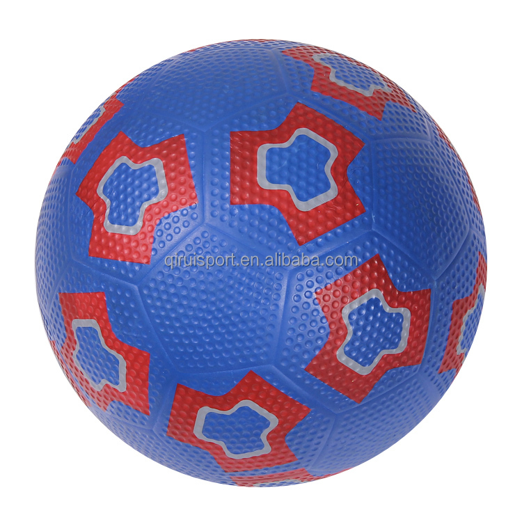 Customiced new style good material cheap rubber football