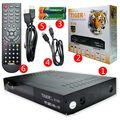 Free to air Full HD Box Tiger E150 Dvb-S2 Digital Satellite Receiver