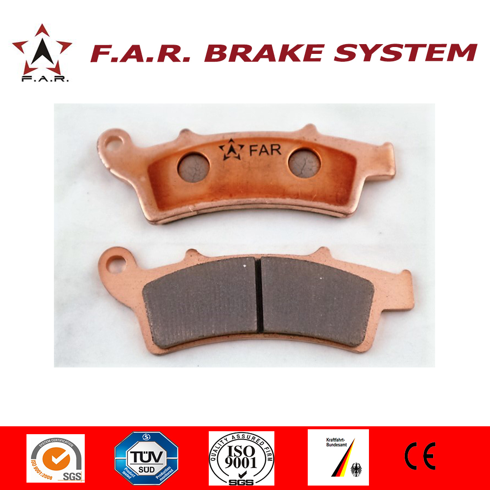 Factory Cheap GN125 Motorcycle Brake Pad