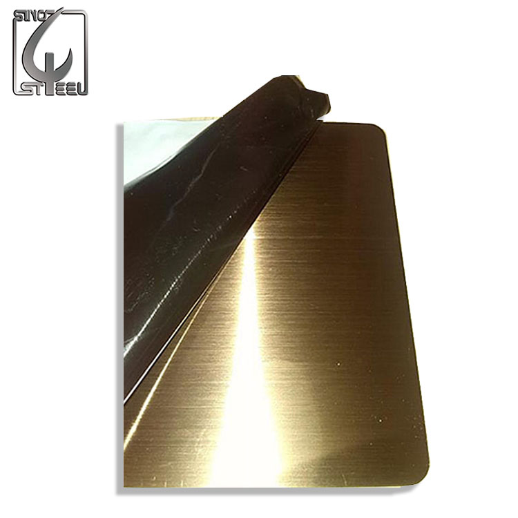 201 304 316 Wall Decoration Door Decor Stainless Steel Items