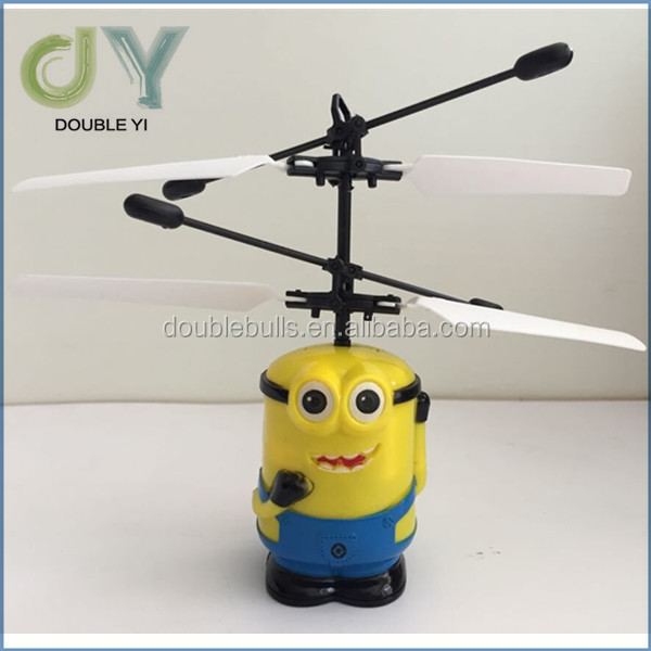 Wholesale electronic toy led flying toy for chlidren