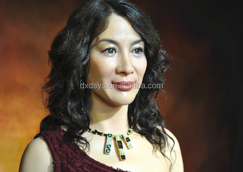 Michelle Yeoh Lifelike Full Size Silicone Wax Figure