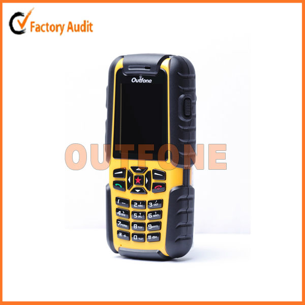 Two way cell phone radio