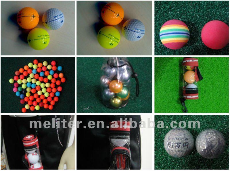 Bolas de golfe de golfe de alta qualidade amostras grátis