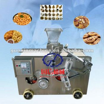 Hot sale GXCM-400 multifunctional cookie machine