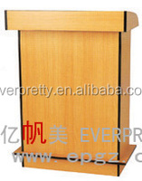 Modern School Furniture Priced Wood Church Pulpits and Table Designs