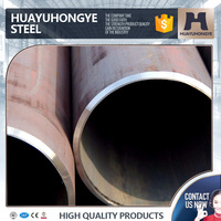 high quality schedule 20 black seamless steel pipe