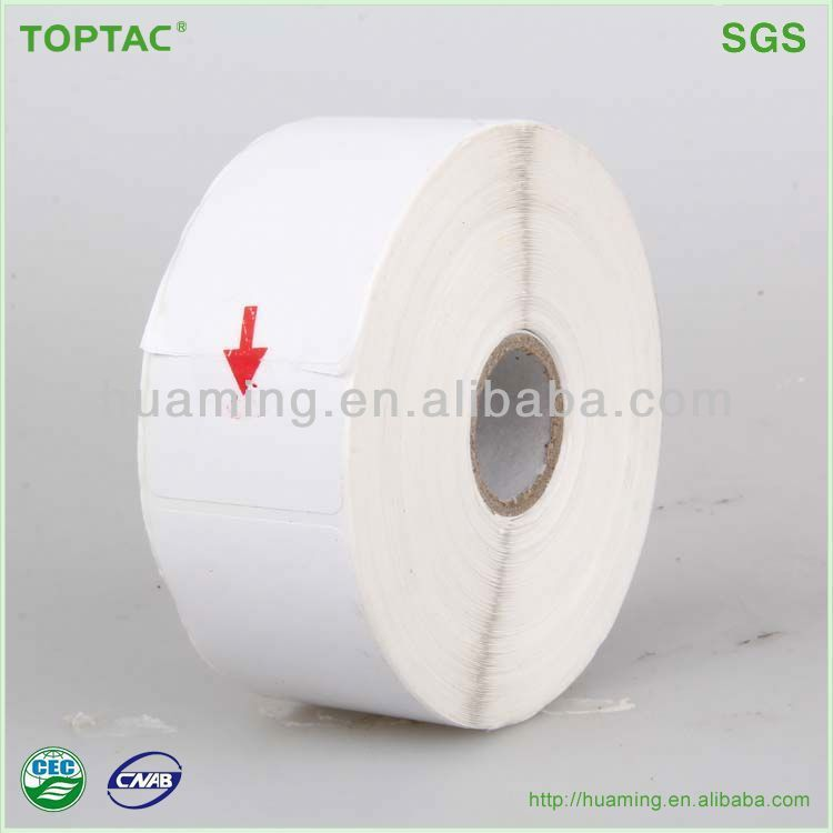 Thermal Paper Till Rolls Label