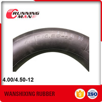 Qingdao Supplier 4.50-12 Motorcycle Inner Tubes China Tyre In India
