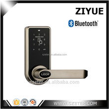 Smart Phone Wifi Door Lock Bluetooth Lock Touch Screen Password with card
