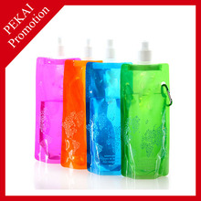 water proof PVC different types water bottles