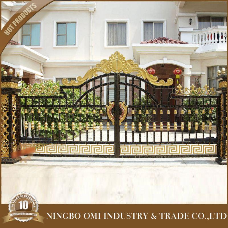 List manufacturers of aluminium gates main gate designs buy aluminium gates main gate designs - Beautiful house gates designs ...