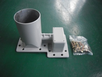 dual polarization feed horn for C Band Lnb hot sale