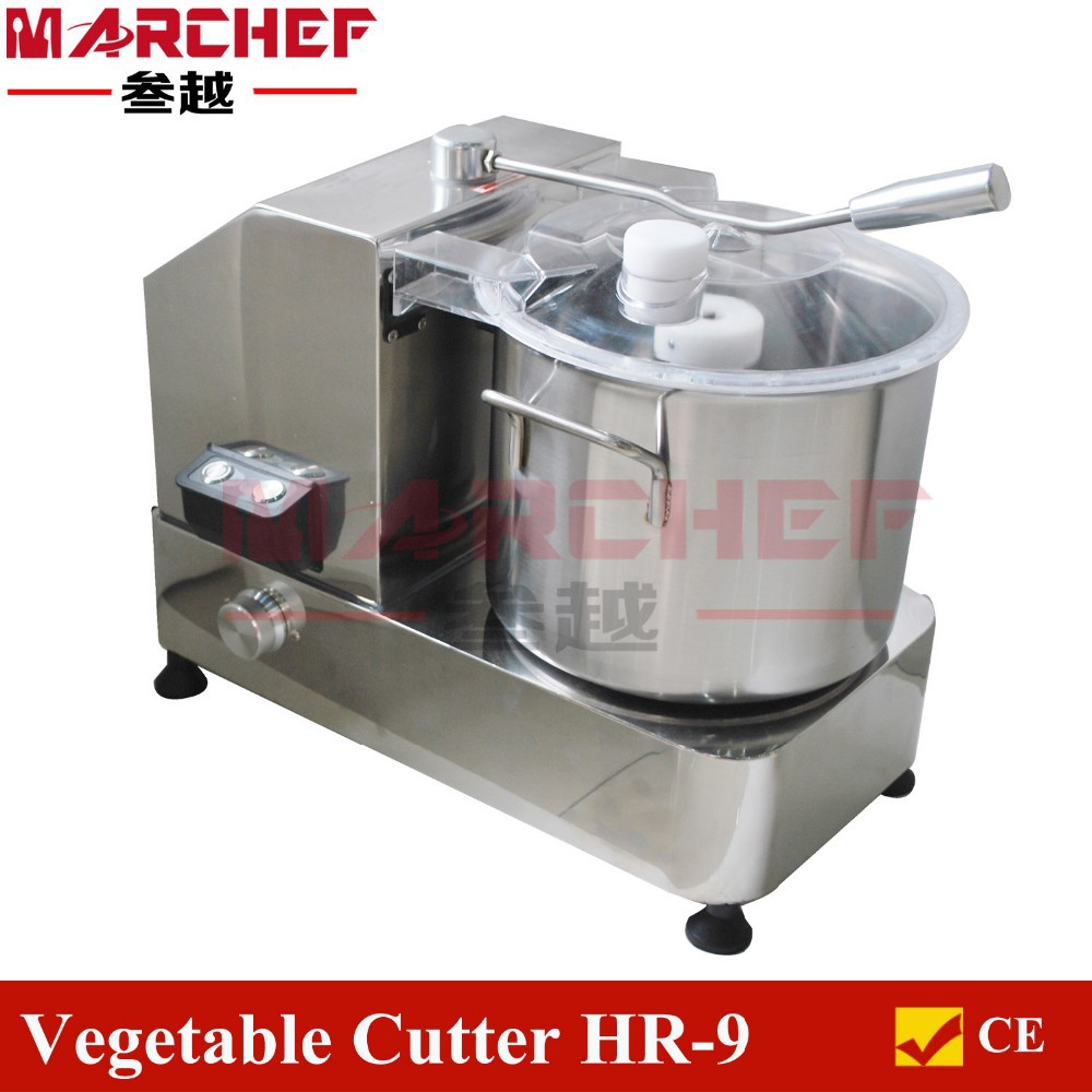 9L Food Broken Cutting Machine / Vegetable Cutter / Food Cutter