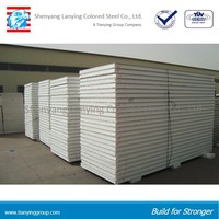 950/1150 EPS insulation sandwich panel for cold room or prefab house