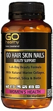 GO Healthy GO Hair Skin Nails Beauty Support Capsules 100