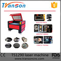 Competitive price plywood laser cutting machine co2 laser engraving machine